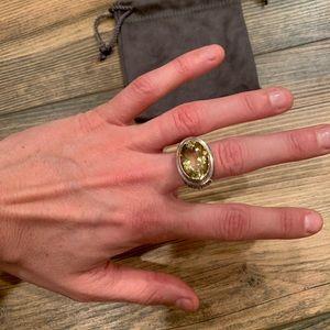 Sara Blaine ring